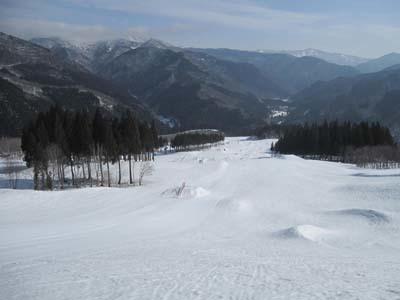 福井和泉滑雪場