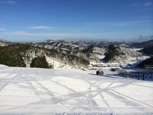 藝北國際滑雪場