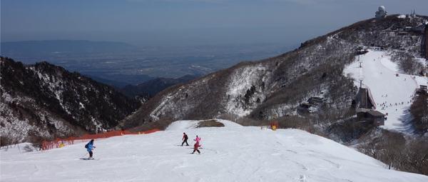 御在所滑雪場