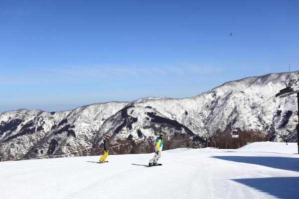 白山一里野溫泉滑雪場