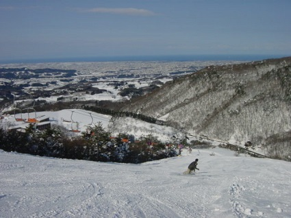 金澤市營醫王山滑雪場