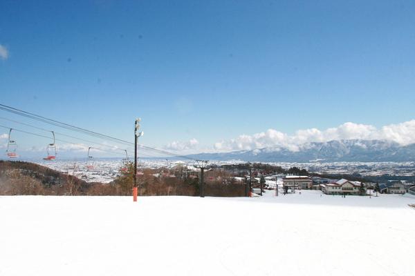 IOX-阿羅薩滑雪場