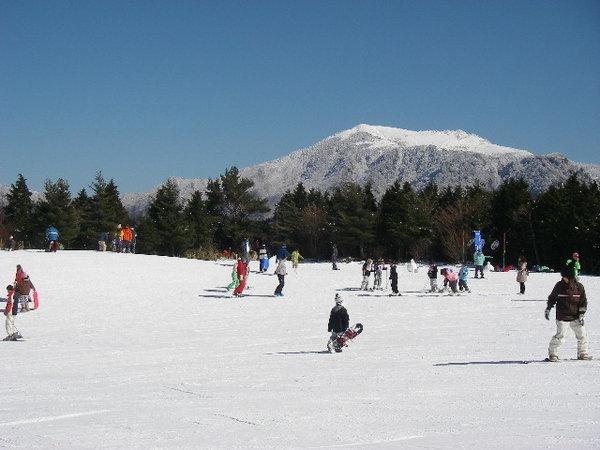 石鎚滑雪場