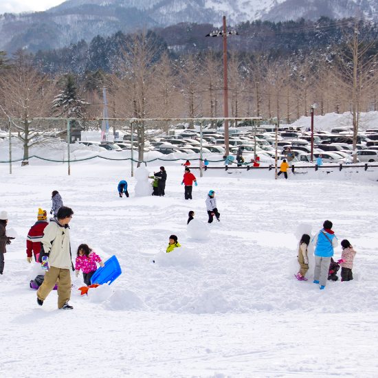 UP神鍋滑雪場