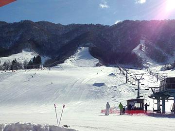 九頭龍滑雪場