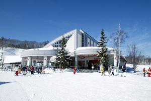 斑尾高原滑雪場