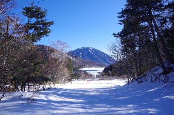 日光湯元溫泉滑雪場