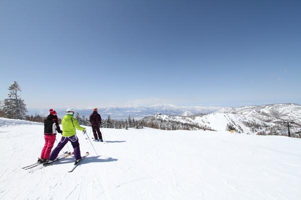 志賀高原滑雪度假村