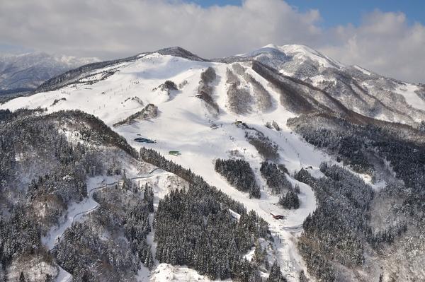 天之谷滑雪場
