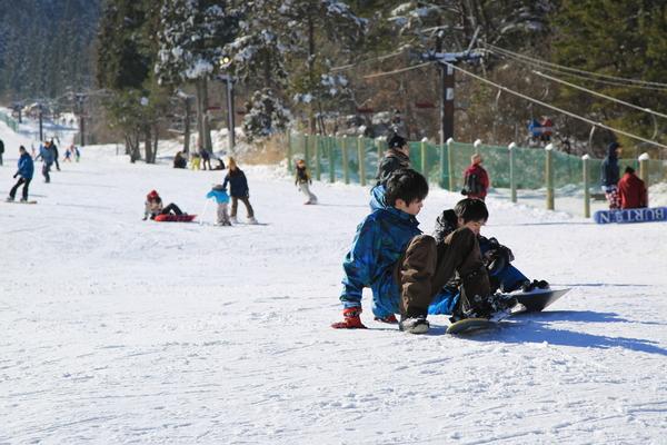 SOL-FA小田滑雪場