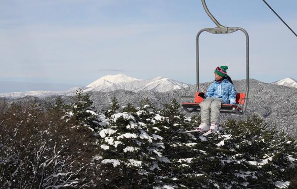 津黑高原滑雪場
