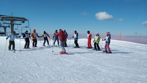 雲邊寺滑雪樂園