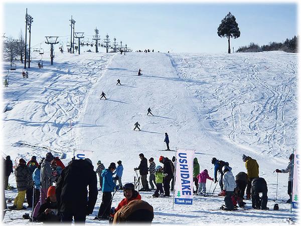 牛岳溫泉滑雪場