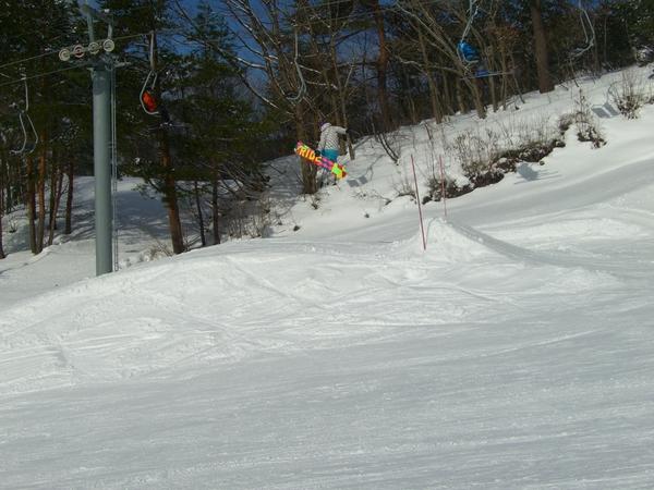 米澤滑雪場