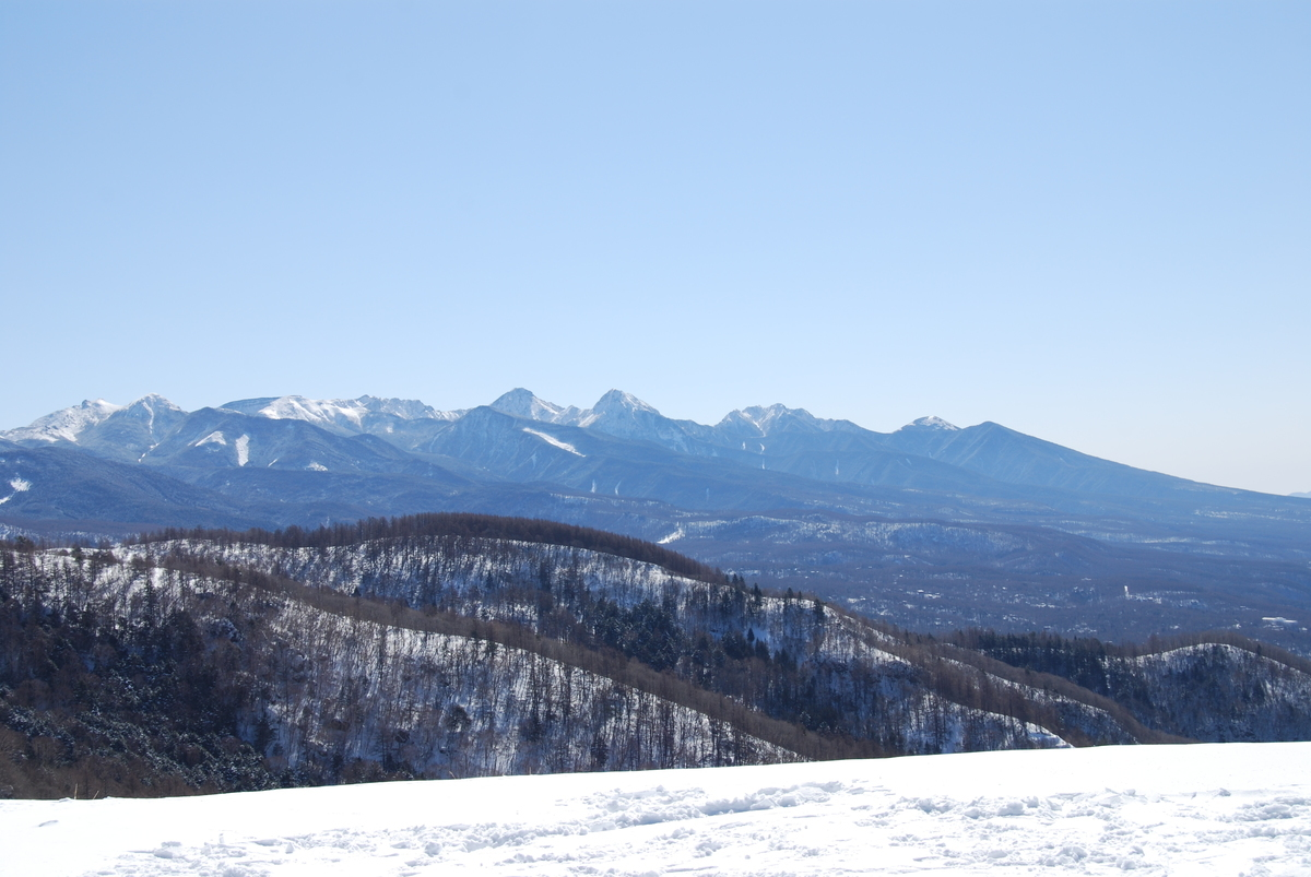 高原 国際 スキー 場 白樺