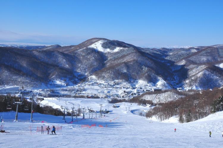 夕張Mount Racey滑雪場