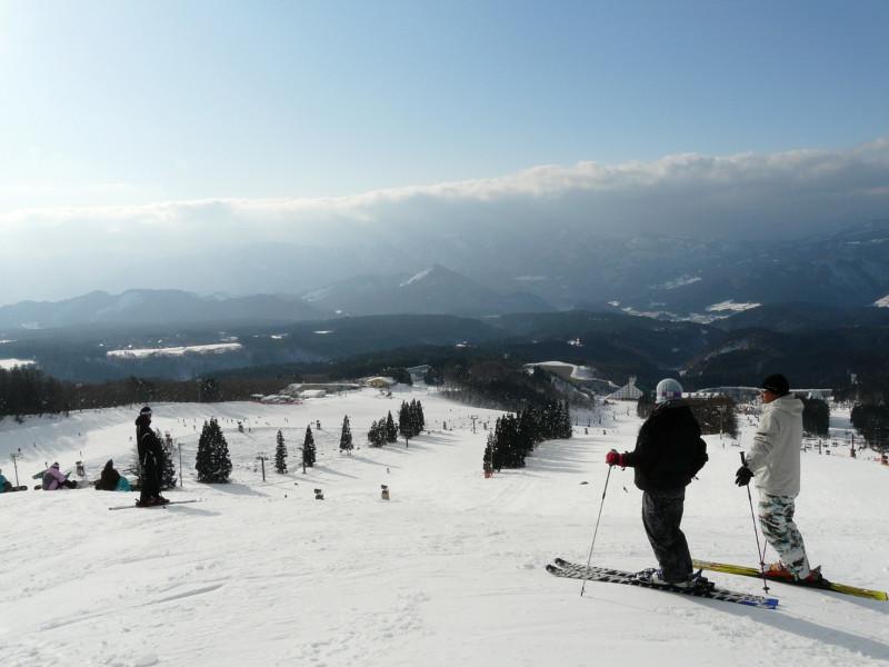 レンタル 場 鷲ヶ岳 スキー
