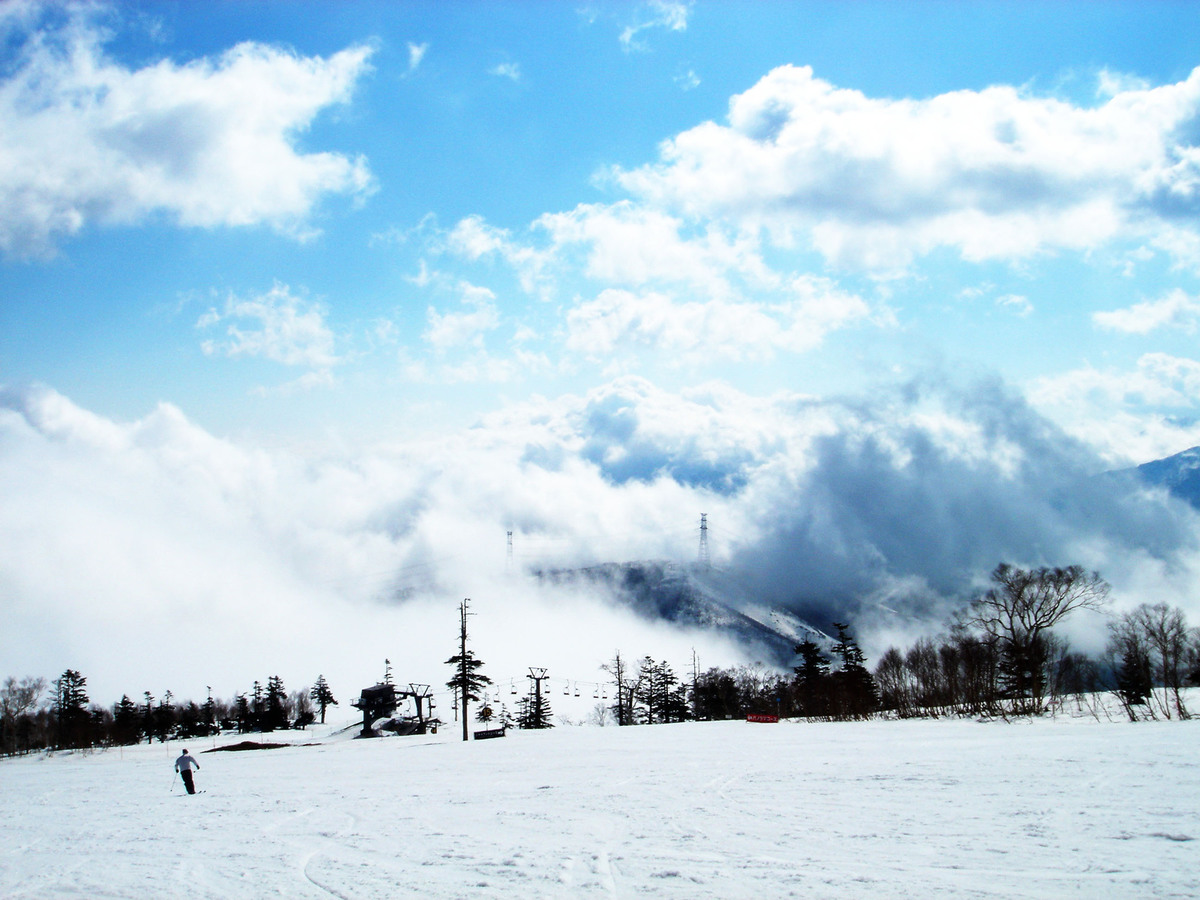 get the best out of the outdoors at kagura ski resort, where you can